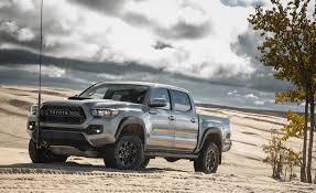 2018 Toyota Tacoma | Engine And Transmission Review | Car And Driver 2009 Toyota Tacoma 4 Cylinder 2wd Kolenberg Motors The 4cylinder Toyota Tacoma Is Completely Pointless 2017 Trd Pro Bro Truck We All Need 2016 First Drive Autoweek Wikipedia T100 2015 Price Photos Reviews Features Sr5 Vs Sport 1987 Cylinder Automatic Dual Wheel Vehicles That Twelve Trucks Every Guy Needs To Own In Their Lifetime