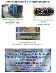 cjm asset management newsletter gauk auctions ukgauk auctions uk