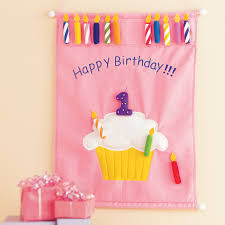 Default Image Pink Pin the Candle on the Cupcake Game