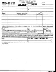 100 Truck Bills Of Lading Ing Bill Template And Car Transport Wallpaper
