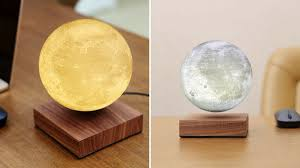 Mercury may be in retrograde but this moon lamp will light the way