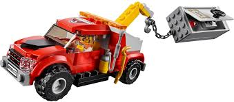 Buy LEGO City - Tow Truck Trouble (60137) - Incl. Shipping