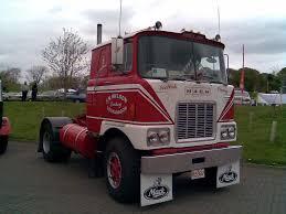 F. R. Wilson Trucking Mack F700 (Image168) | Mack F700