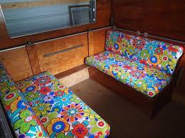 Sofa Olympus Digital Camera Rv by 42 Best Vintage Camper Makeover Images On Pinterest Vintage