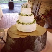 Rustic Lines Wedding Cake Noelleycakes Noelley Cakes
