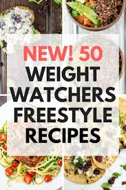cuisine ww 50 weight watchers freestyle recipes slender kitchen 50th and