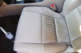 nettoyer siege voiture tissu astuce meilleures astuces detailing pour nettoyer le cuir d une voiture