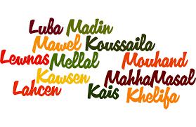 prénoms kabyles masculin avec les lettres k l m prénoms musulmans