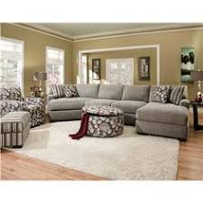 Sectional Sofa With Cuddler Chaise by Corinthian Living Room Josephine 4 Piece Sectional G62210