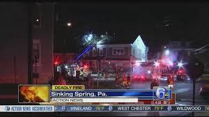 1 woman killed 1 hurt in berks co fire 6abc com