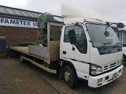 ISUZU Lorry For Sale Extra Long Back   In Ladywood, West Midlands ... Isuzu Food Truck For Sale Indiana Loaded Mobile Kitchen Truck Sale Junk Mail Texas Fleet Used Sales Medium Duty Trucks Npr77l Tipper Trucks Price 5916 Year Of Manufacture Isuzu Npr Cab Erickson N Parts Jackson Mn Usa Reefer Trucks For Sale Used 2011 Light Duty Truck In Fl 1035 Qatar Living Listed Full Wrecks Page 1 Just Wrecking 1987 Mt Elf Nhr54c Carpaydiem For 2009 Dump New Jersey 11251