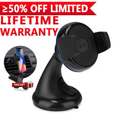 Amazoncom Wireless Car Charger IFunTec Car Phone Mount Holder Air