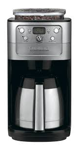 Cuisinart DGB 900BC Grind Brew Thermal 12 Cup Automatic Coffeemaker The Dual Functionality