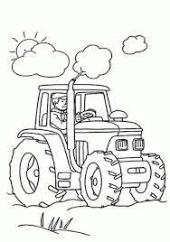 Coloriage De Tracteur Unique Coloriage Tracteur Ford 3600 Chris