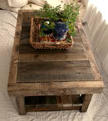 Engaging Furniture For Living Room Decoration With Barn Wood Coffee Table Awesome Image Of