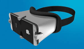 3D printed virtual reality headset VR SmartView makes smartphone