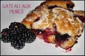 gâteau aux mures southern blackberry cobbler