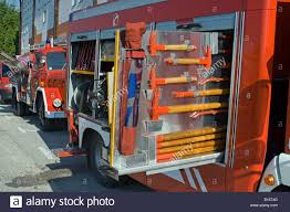 100 Inside A Fire Truck Equipment Engine Stock Photos Equipment