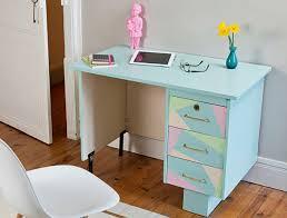 bureau customisé meuble de bureau idée déco création et relooking maison créative