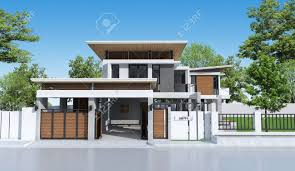 Building Tropical House Stock Photo Picture And Royalty Free ... Tropical House Design Joy Studio Best Plans And Modern Tropical House Design Home Contemporary Ideas Astounding With Plans Genuine Designs Ultra Homes Idesignarch Interior Architecture Fascating Gallery Best Idea Idesignarch Cgarchitect Professional 3d Architectural Visualization User Australia In The Beautiful White Glass Wood Simple Houses F Bali Lee Snijders Excellent Architects A