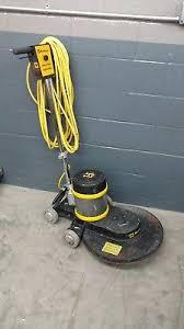 powr flite floor burnisher 1 5 hp 20 pad 2000 rpm pad speed