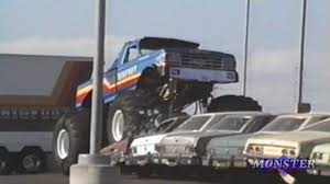 Bigfoot 8 Monster Truck (Roseville, CA 1991) - YouTube 3d Monster Truck Rally Racing Apk Download Free Game For Hot Wheelsmonster Jam Commercial Unofficial Youtube Extreme Badass 2007 Ford Pickups Monster Truck Big Trucks Ax90057 Axial Maxd Monster Jam At Quicken Loans Arena 2016 Gave Some Rides The Show This Weekend Haven Maple Leaf Tour 2015 Tv Buy 2 Get 1 Free Clipart Clip Art Videos Tv Youtube The Tow Is A Super Hero Help Friends Cars Bigfoot 8 Roseville Ca 1991 Bounce House