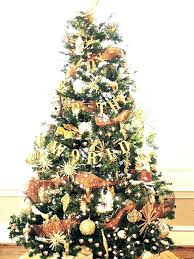 Martha Stewart Christmas Trees Gold Tree Red And Decoration Ideas
