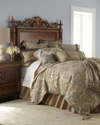 J Queen New York Kingsbridge Curtains by Dian Austin Couture Home Florentine Bedding Horchow Beautiful