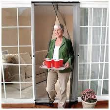 Instant Portable Sliding Glass Door Screen 36
