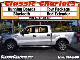 Silverado Bed Extender by Sold Used Truck Near Me 2012 Ford F 150 Xlt With Running Boards