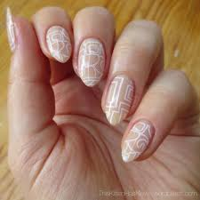 Nails design almond Beautify themselves with sweet nails