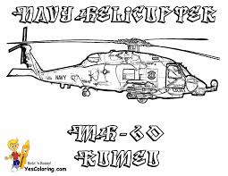 Navy Helicopter MH 60R Romeo