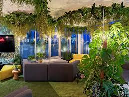 büro im jungle dank innenraumbegrünung und gutem design