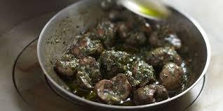 cuisiner les rognons de veau rognons de veau poêlés au vinaigre recettes femme actuelle