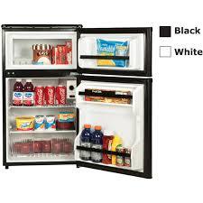 Absocold 3 0 cf pact Two Door Refrigerator Freezer Energy Star