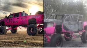 Cancer Awareness Truck Torched, Community Heartbroken | FOX 61