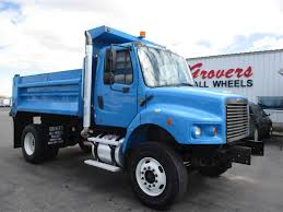 100 Single Axle Dump Trucks For Sale 2010 Freightliner M2 106 190HP SIngle Truck