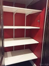 organizing with style} Stylish & Functional Linen Closet