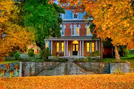 B&Bs and Inns for Leaves — Best Bed and Breakfast for Fall