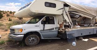 Thirteen Year Old Boys Killed When Commercial Vehicle Crashes Into Motorhome
