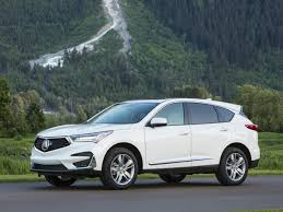 2019 Acura Rdx First Review Kelley Blue Book Regarding 2019 Acura ...