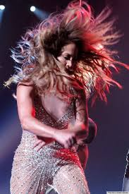 Jennifer Lopez Wardobe Malfunction Star Suffers SECOND Nip Slip