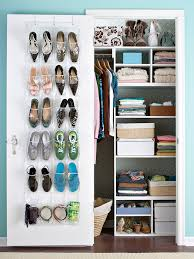 Small Closet Organization Organizing