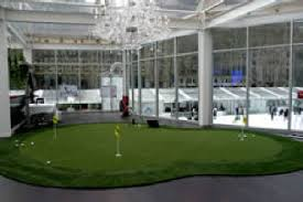 Indoor Putting Greens Home Designs Ideas line tydrakedesign