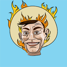 QUESTIONFirst Illustrator Drawing In Progress Please Critique And Help With Ideas Big Tex