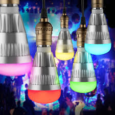 High Ceiling Light Bulb Changer Amazon by Flux Bluetooth Led Smart Bulb Wireless Multi Color Changing