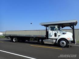 100 Car Carrier Trucks For Sale 2017 PETERBILT ROLLBACK 377 JERRDAN 4CAR CARRIER For Sale Price US