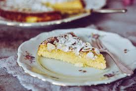 mandeliger ricotta kuchen ohne mehl kochen macht glücklich