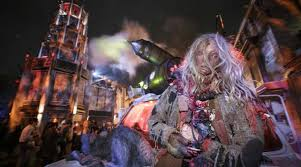 Halloween Horror Nights Express Pass by Navigating Halloween Horror Nights Without A Fast Pass Hollywood