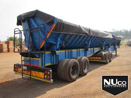 100 Sa Truck SA TRUCK BODIES SIDE TIPPER LINK Nuco Auctioneers